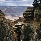 Through the Canyon by sienebrowne