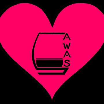 Love Heart - AWAS by Niko-AWAS