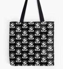 USA National Team Soccer Fan Shirt Tote Bag