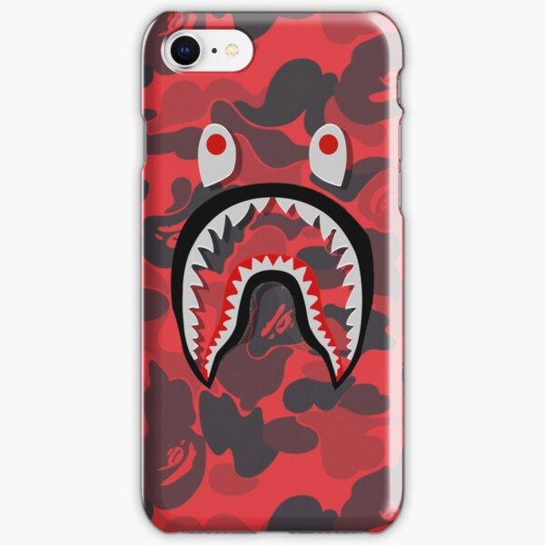 Red Bape Shark,  iPhone Snap Case