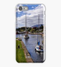 Caledonian Canal iPhone Case/Skin