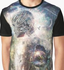 As The Dark Turns To Day Graphic T-Shirt