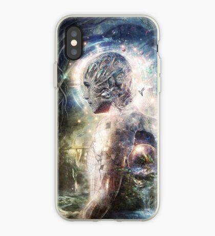 As The Dark Turns To Day iPhone Case