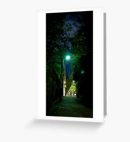 Sidetrack Greeting Card