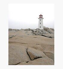 far away lighthouse Photographic Print