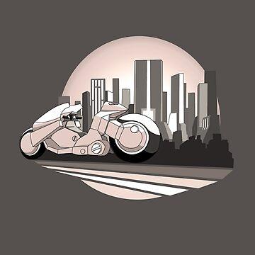 future bike - vintage by BGWdesigns