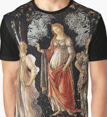 Sandro Botticelli - Primavera Graphic T-Shirt