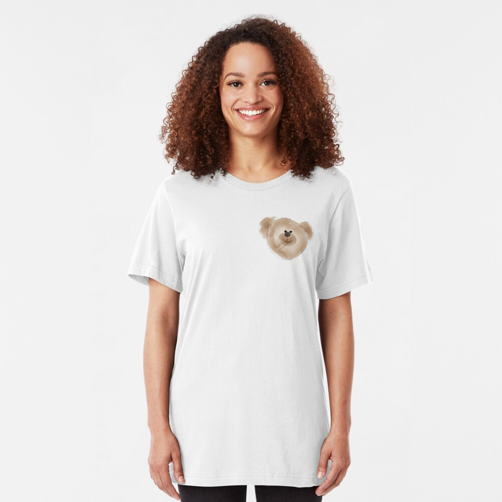 Teddy Slim Fit T-Shirt