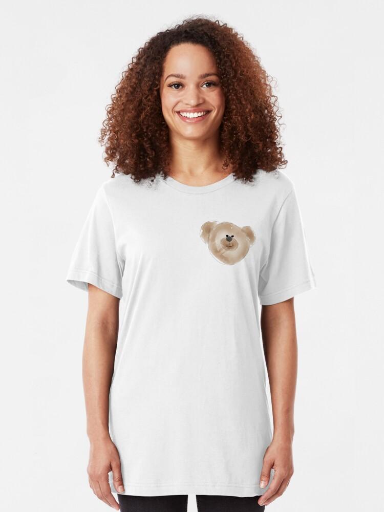 Alternate view of Teddy Slim Fit T-Shirt