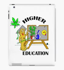 HIGHER EDUCATION iPad Case/Skin