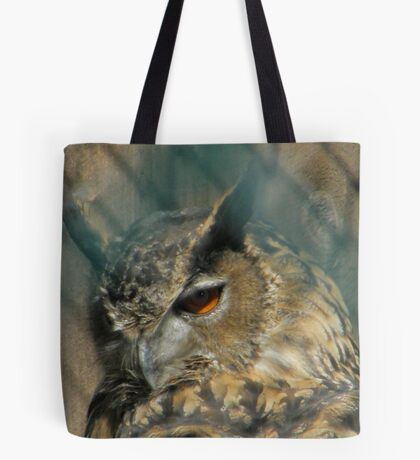 One-Eyed Owl Tote Bag