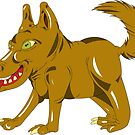 another weird dog by markdalderup
