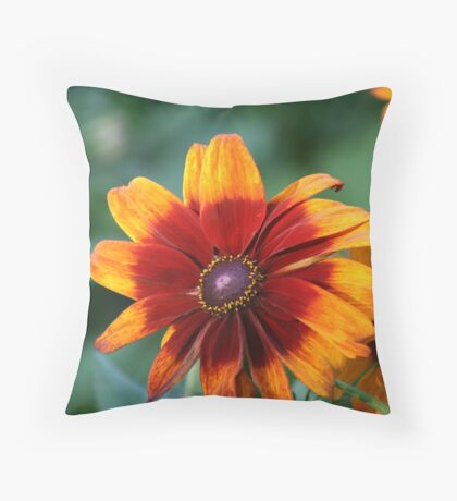 ~ Garden Delight ~ Throw Pillow
