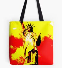 The wonderful lady! Tote Bag