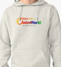 AstroWorld-The-Middle-of-Fun Pullover Hoodie