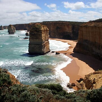 12 Apostles - Don`t go near the edge by JohnDalkin