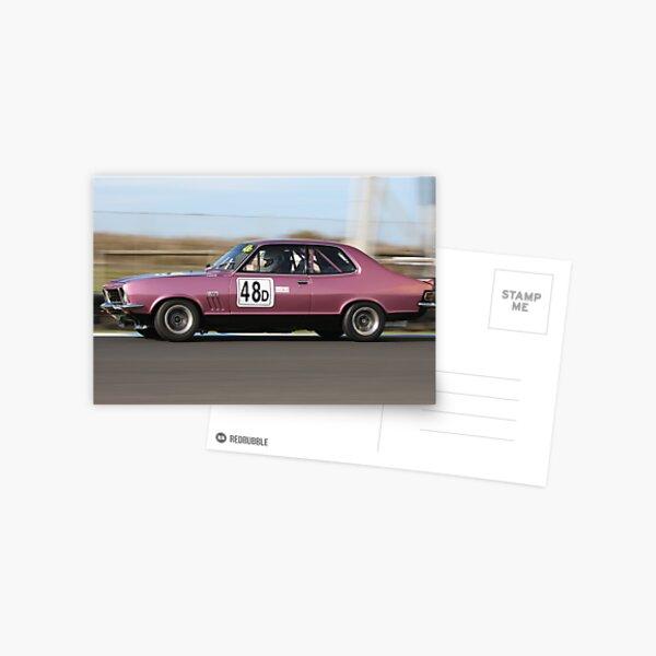 GTR-XU1 Postcard
