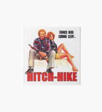 Hitch-Hike 1977  Art Board