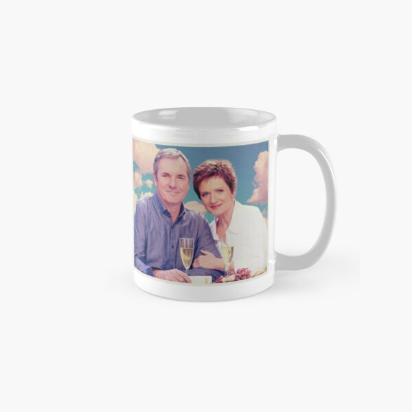 Susan Kennedy and Karl Kennedy Neighbours Mug Classic Mug