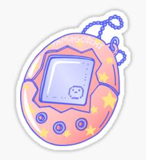 Tamagotchi Memories Sticker