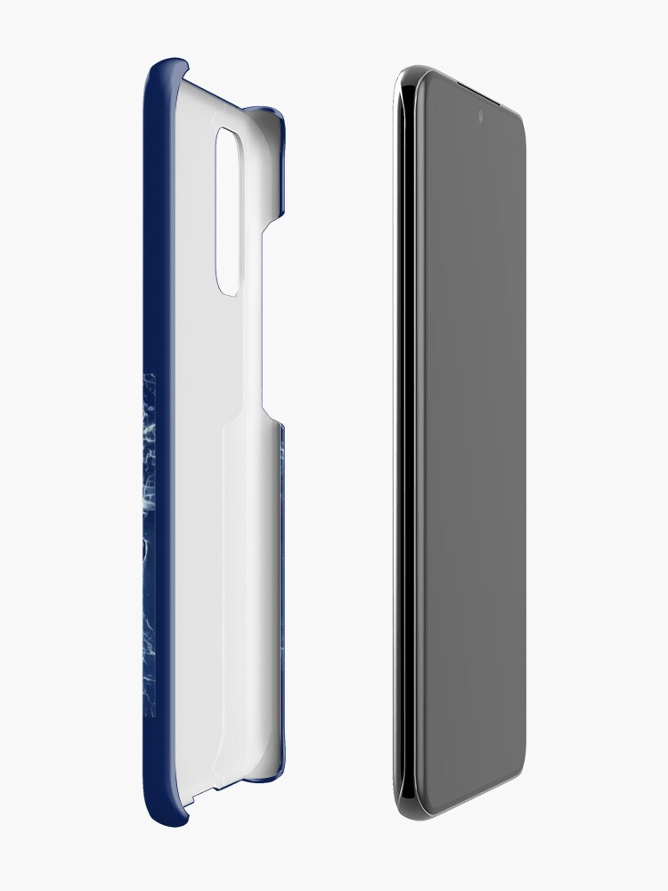Alternate view of Buick Electra in Blue Electric Case & Skin for Samsung Galaxy
