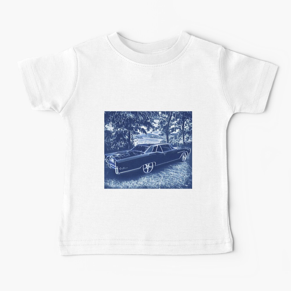 Buick Electra in Blue Electric Baby T-Shirt
