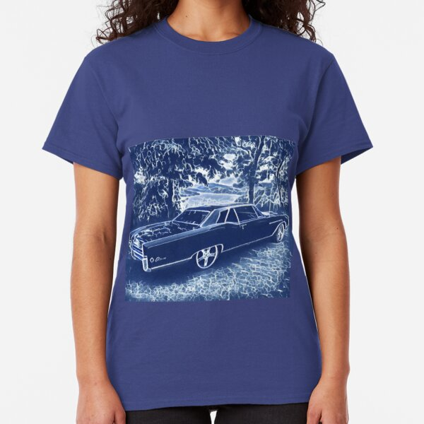 Buick Electra in Blue Electric Classic T-Shirt