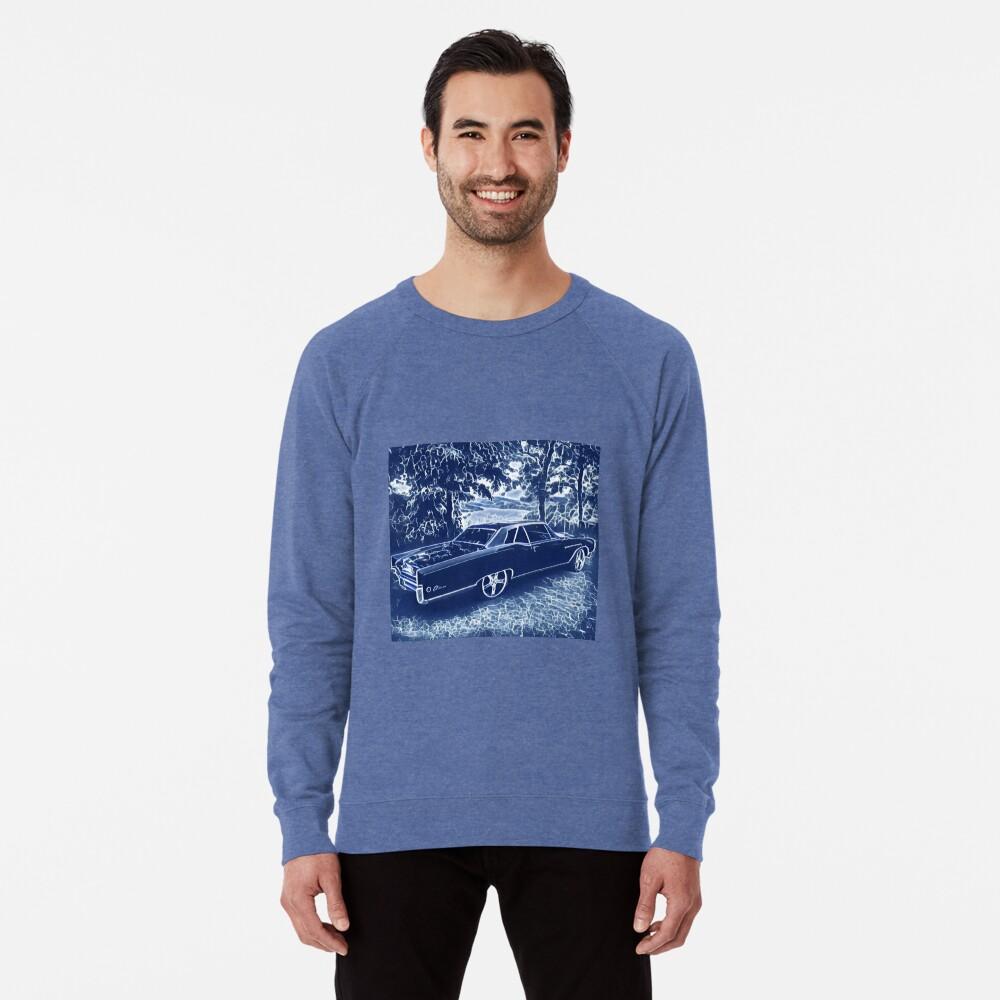 Buick Electra in Blue Electric Lightweight Sweatshirt