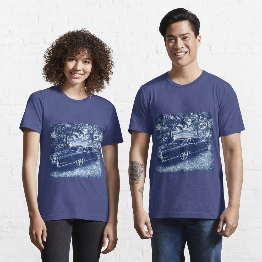Buick Electra in Blue Electric Essential T-Shirt