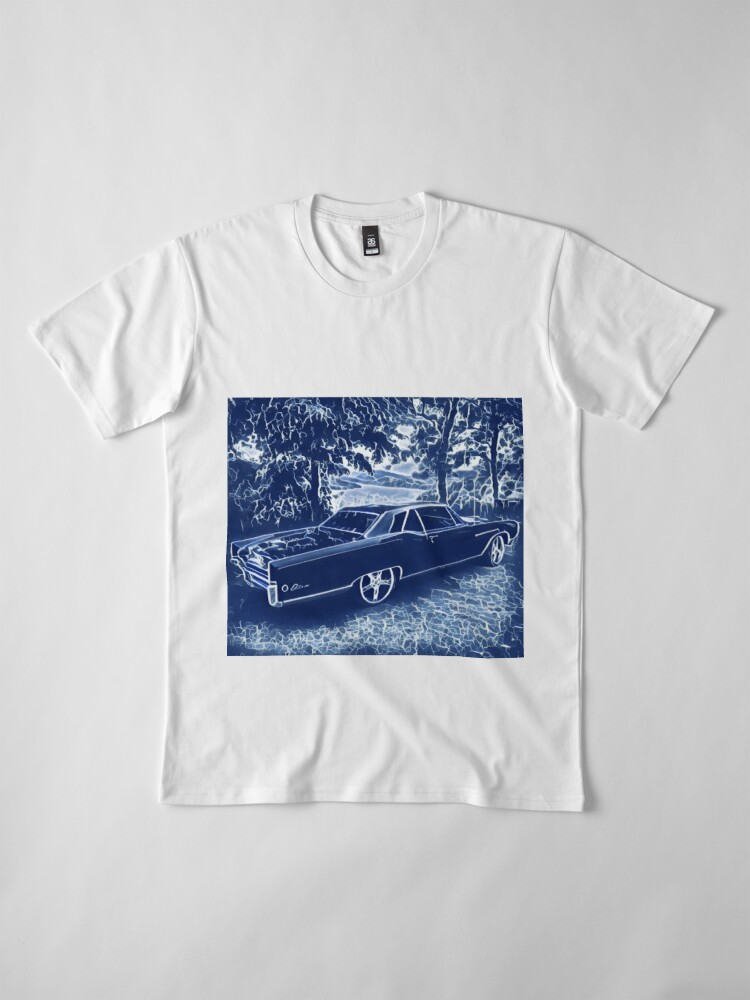 Alternate view of Buick Electra in Blue Electric Premium T-Shirt