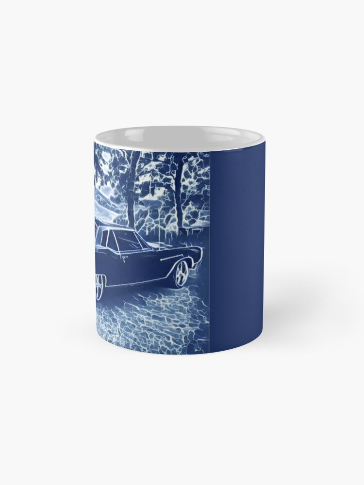 Alternate view of Buick Electra in Blue Electric Mug