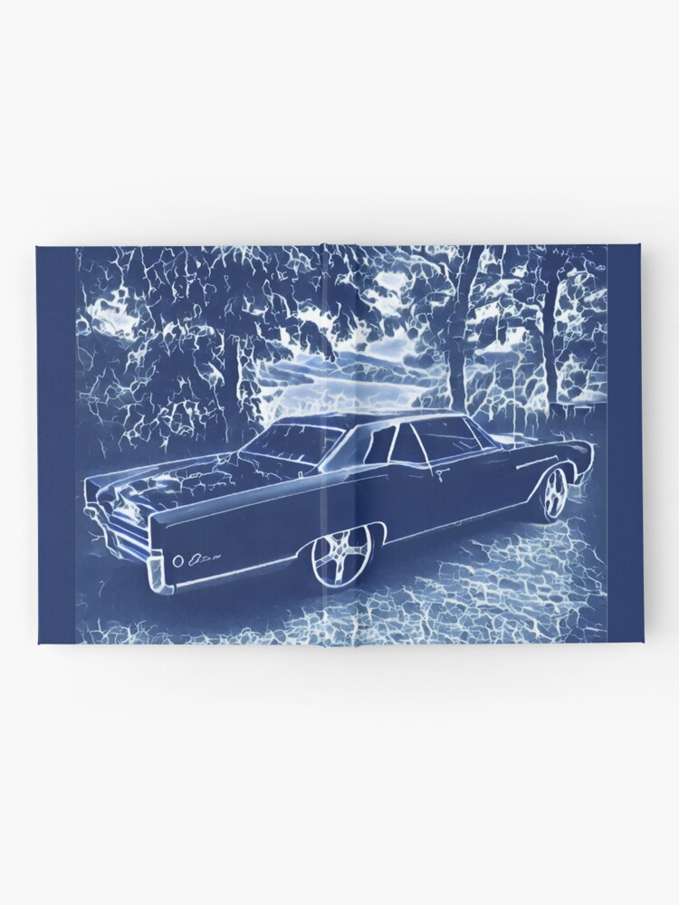 Alternate view of Buick Electra in Blue Electric Hardcover Journal