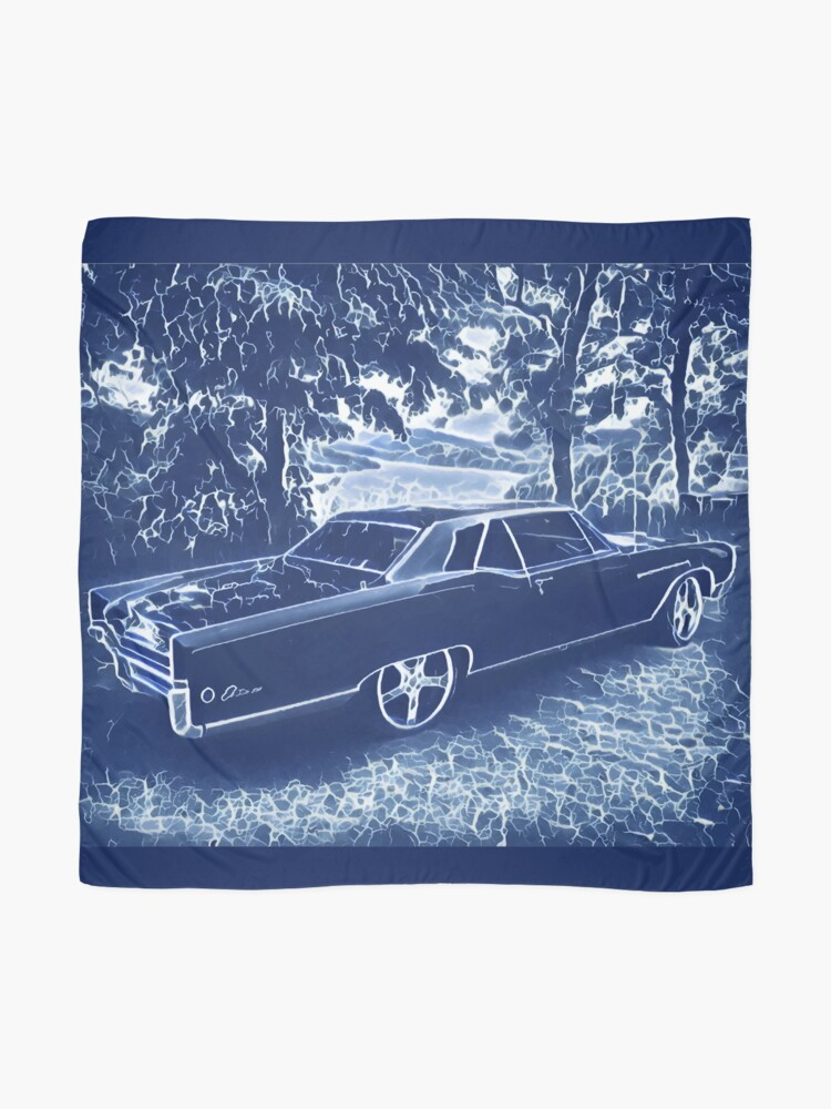 Alternate view of Buick Electra in Blue Electric Scarf