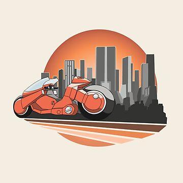 future bike - classic by BGWdesigns