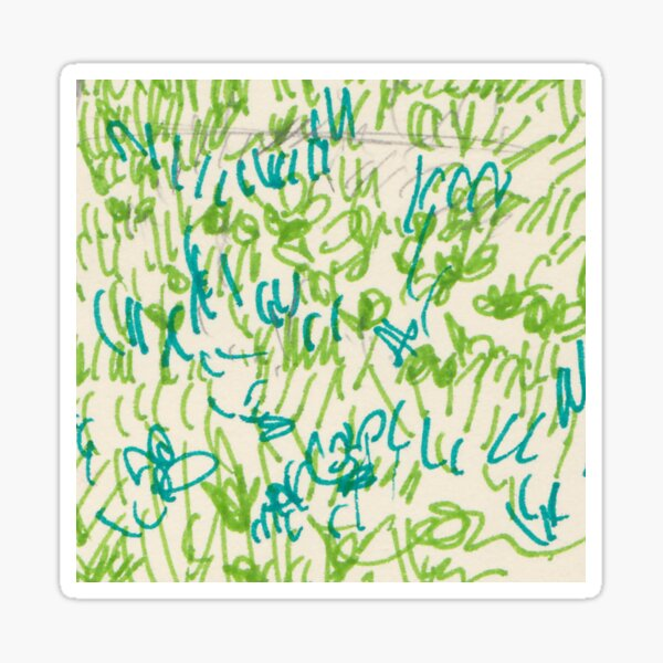 Meadow Sticker