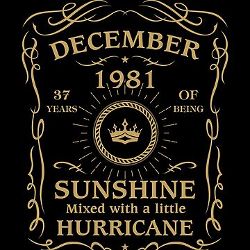 December 1981 Sunshine mixed Hurricane by lavatarnt