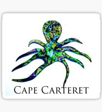 Cape Carteret NC Sticker