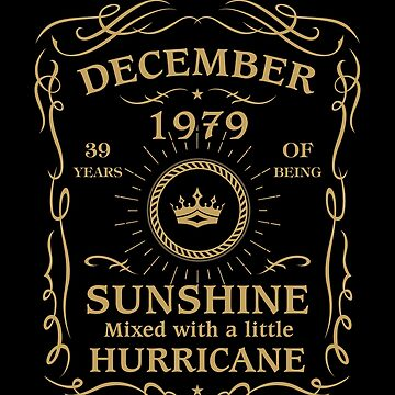 December 1979 Sunshine mixed Hurricane by lavatarnt