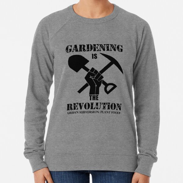 Gardening is my superpower! Lightweight Sweatshirt