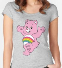 Carebear Women's Fitted Scoop T-Shirt