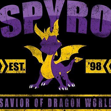 Spyro the savior by Summermint