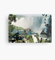Iguazu Metal Print
