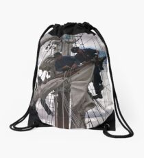 Foresail replacement - Lady Nelson Drawstring Bag