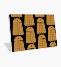Droidarmy: Dalek - Dalek Gold Sticker Laptop Skin