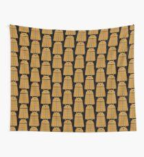 Droidarmy: Dalek - Dalek Gold Sticker Wall Tapestry