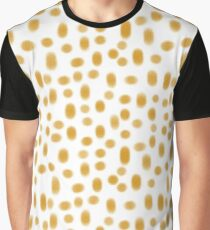 mustard safari spots Graphic T-Shirt