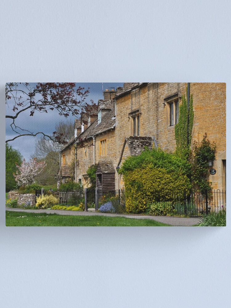 Alternate view of In the Cotswolds Canvas Print
