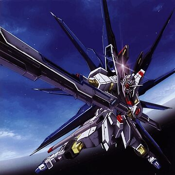 Gundam Seed Strike Freedom by lman32