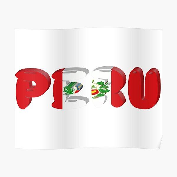 ¡Perú! Póster