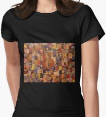 dada Womens Fitted T-Shirt